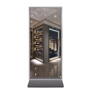 32 inch Floor-standing HD Digital Mirror LCD All-in-one PC